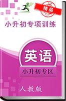 人教pep英语小升初专项训练(含答案)