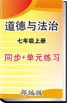 人教部编版道德与法治七年级上册同步练习及单元练习