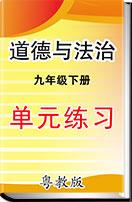 2019年春 粵教版道德與法治九年級下冊同步練習