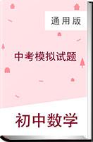 2019年贵州省初中数学中考模拟试题(含答案)