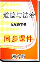 2019年春湘教版道德与法治九年级下册同步课件