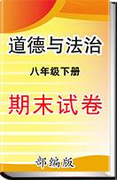 2018—2019学年第二学期八年级下册道德与法治期末试卷(部编版)
