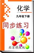 北京课改版 九年级下册化学 同步练习(含解析)