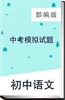 安徽省2019年中考语文模拟试题(含答案)  部编版