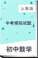 2019年天津市初中数学中考模拟试题(含答案)   人教版