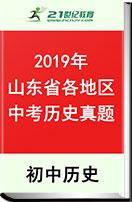2019年山东省各市中考历史真题试卷