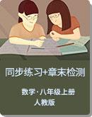 人教版数学 八年级上册 同步 知识讲解+巩固练习+章末检测