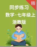 浙教版数学七年级上册同步练习(知识清单+经典例题+夯实基础+提优特训+中考链接)