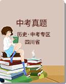2019年四川省各地市中考历史真题试卷精编(解析版)