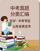 2007-2019年山东省枣庄市中考化学真题分类汇编