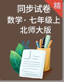 北师大版数学七年级上册 同步试卷