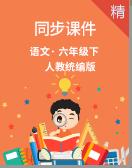 【2020统编版】六年级下册语文同步课件