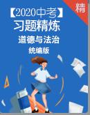河南省2019--2020届中考统编版道德与法治习题精炼