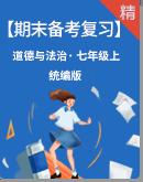 【期末复习】统编版道德与法治七年级上册