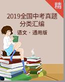 【备考2020】2019年中考语文全国真题分类汇编