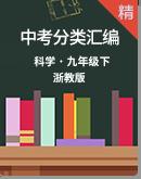 【备考2020】中考科学分类汇编 (浙江省杭州市)