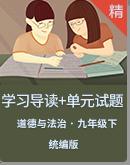 【期中期末复习学案】统编版道德与法治九年级下册学习导读+单元试题(真题+模拟题)