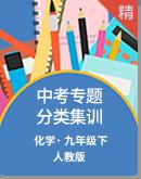 【備考2020】中考化學專題分類集訓(含解析)