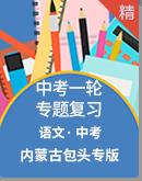 【备考2020】中考语文一轮复习专题课件+学案 (内蒙古包头专版)