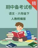 【2020春】统编版语文六年级下册 期中备考试卷