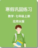 (北师大版)2019-2020学年 七年级数学上册 寒假巩固练习卷(原卷+解析版)
