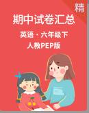 【期中复习】2019-2020学年人教pep版英语六年级下册期中试卷合集(含答案)