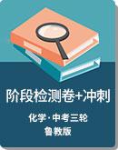 2020年中考魯教版 化學(四川)復習階段檢測卷+沖刺試卷(含答案)