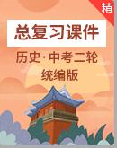 【思維天地】中考歷史二輪 專題總復習 課件(統編版)