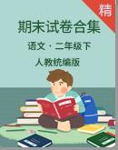 【2020統編版】語文二年級下冊 期末備考試卷合集