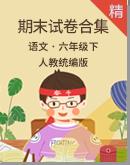 【2020統編版】語文六年級下冊 期末備考試卷合集