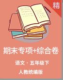 【2020统编版】语文五年级下册 期末复习专项训练+期末综合卷