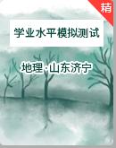 山東濟寧2020年初中地理學業水平測試模擬試題(含答案)