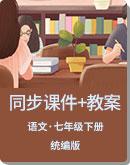 人教统编版 语文 七年级下册 同步课件+教案