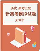 2020年天津市 高中歷史 新高考模擬試題