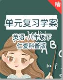 【暑假拔高复习】仁爱科普版英语八年级下重点短语,句子+教材知识详解