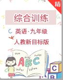 人教新目标(Go for it)版英语九年级重点词句+语法精练+话题写作+易错专练+随堂小考(含答案)