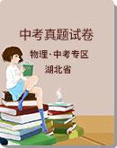 2020年 湖北省各地 中考物理 真题试卷