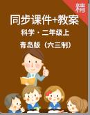 青島版(六三制)科學二年級上冊同步課件+教案