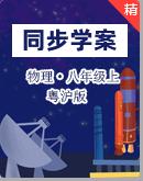 粤沪版物理八年级上册同步学案