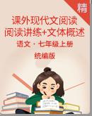 统编版语文七年级上册《课外现代文阅读》学案 阅读讲练+文体概述