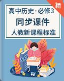 高中历史人教版(新课程标准)必修3 文化史 同步课件