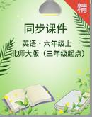 北师大版(三年级起点)六年级上册英语同步课件