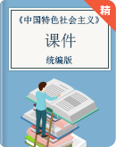 (新教材)统编版高中思想政治必修1 《中国特色社会主义》课件