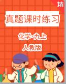 【备考2021】初中化学中考真题课时练习(含解析)
