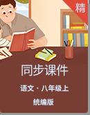 统编版语文八年级上册同步课件
