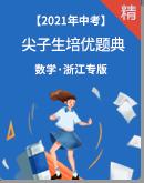 【2021年中考】数学尖子生培优题典(浙江专版)