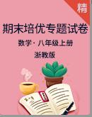 【2020-2021学年】浙教版数学八年级上册 期末培优专题试卷(含解析)