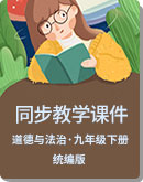 统编版 九年级道德与法治下册 同步教学课件