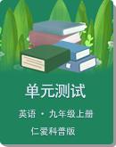 初中英语 仁爱科普版 九年级上册 单元测试