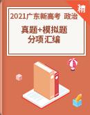 【备考2021广东新高考 】真题+模拟题 分项汇编 考点专练(解析版+原卷版)